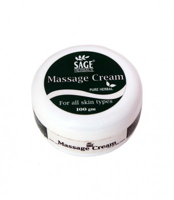 Sage Herbal Massage Cream