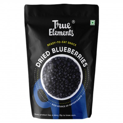 True Elements Dried Blueberry